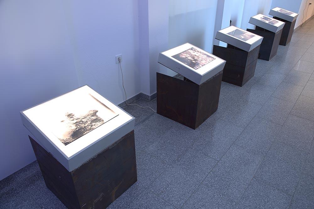 Staatsarchiv Ludwigsburg, 2014, Das Gemurmel der Zeit ... die Poesie des Archivs